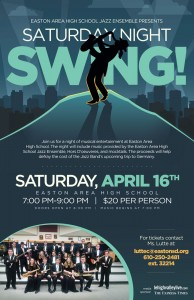 Saturday Night Swing April 16, 2016