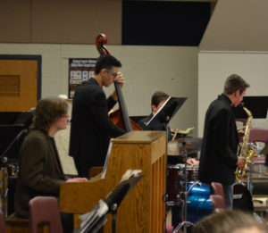 Spaghetti Dinner 2017 Jazz Quartet