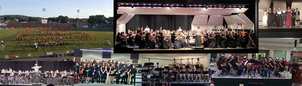 Easton Area High School Instrumental Music Association